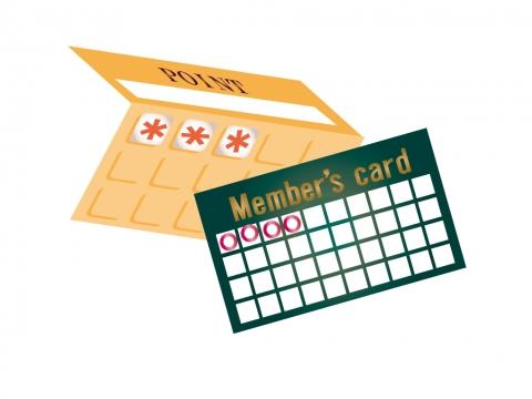 point card sample
